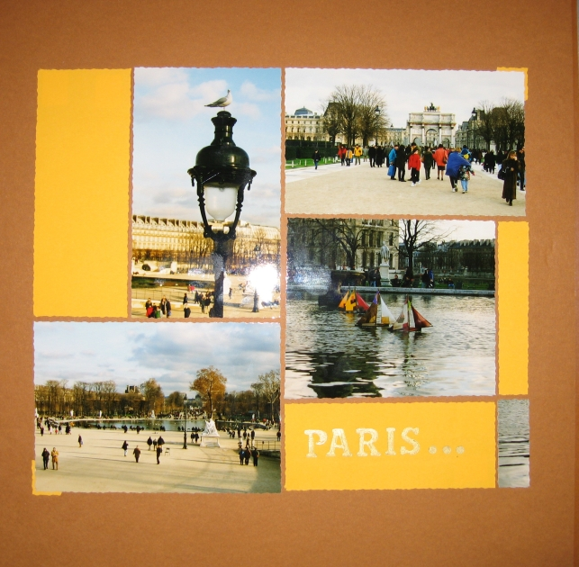 Scrapbooking on pinterest layout scrapbooking layouts - Boutique scrapbooking paris ...